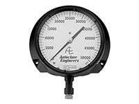 Autoclave Engineers Instrument Quality Pressure Gauge - 4-1/2 and 6 Inch