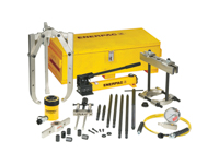 Enerpac BHP-5751G Master Hydraulic Puller Set 50 Ton 3.00 Stroke Length Series BHP