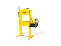 Enerpac IPE-2510 Hydraulic Press H-Frame Single Acting 25 Ton Welded Frame Series IP
