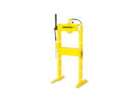 Enerpac IPE-5005 Hydraulic Press H-Frame Single Acting 50 Ton Welded Frame Series IP