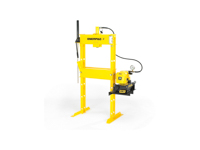 Enerpac IPH-1240 Hydraulic Press H-Frame Single Acting 10 Ton Welded Frame Series IP