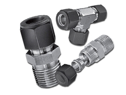Single Ferrule Compression Instrumentation Tube Fittings – CPI™ Series